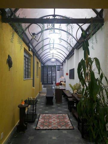 Suíte dupla Ipiranga - São Paulo - Aamiaismajoitus