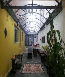 Suíte dupla Ipiranga - São Paulo - Bed & Breakfast