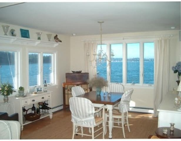 Enchanting Cottage On The Shore - Hull - Huis