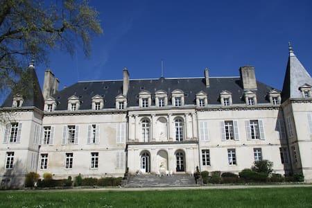 Chateux Arc en Barrois, Champagne - Arc-en-Barrois - Castelo