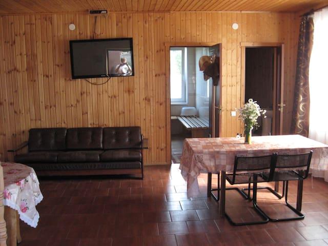Дом на 4 + 2 чел. в городе - Sortavala - Dom