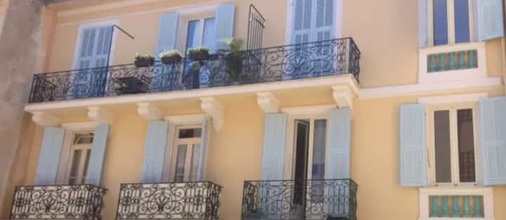 Appartement à 7 minutes du casino de Monaco