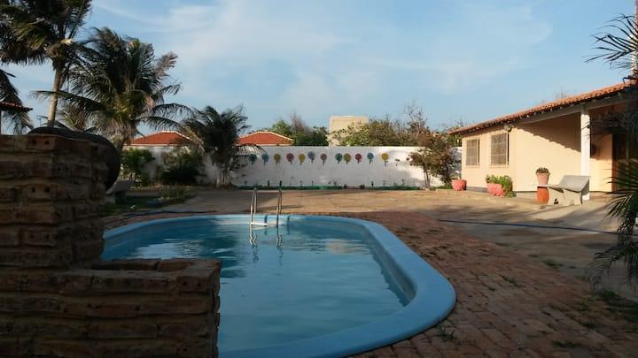 Casa de praia, Atalaia, Luis Correia, Piaui