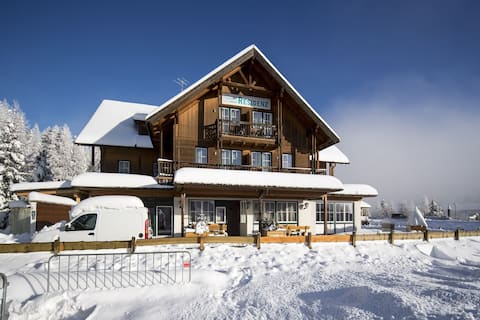 Spacious Apartment near Ski Area in Turracherhohe