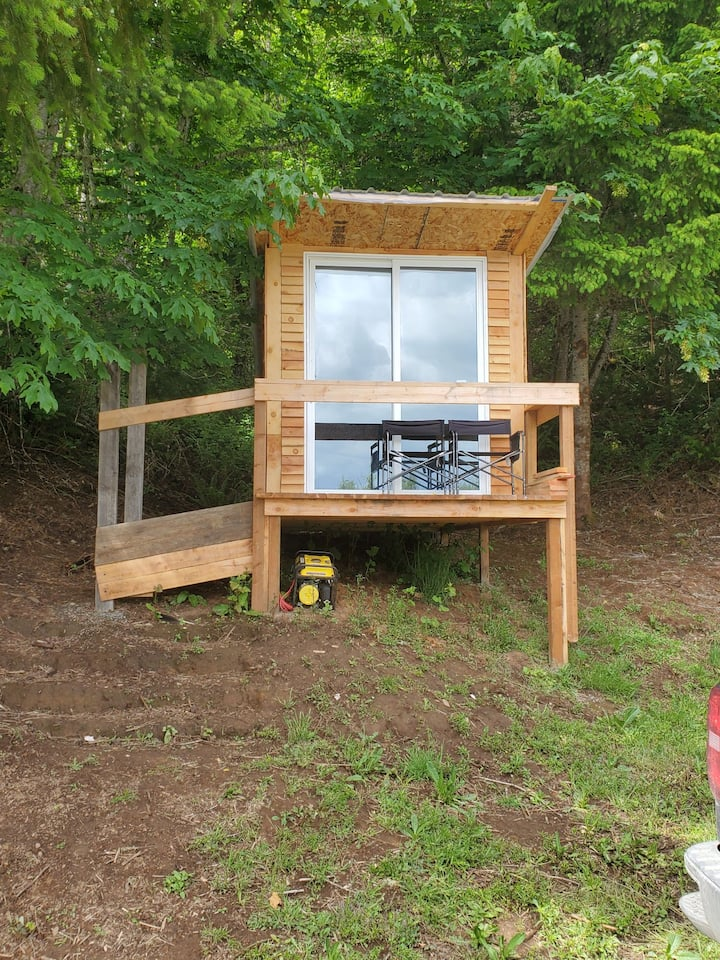 live the highlife @ the LayLow ranch tiny home