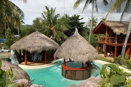 Camaya-an Paradise Beach Resort Cottg. No.2 Sc.Fl