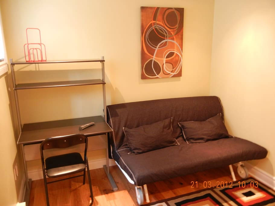 New studio in cote des neiges appartements louer for Studio meuble a montreal