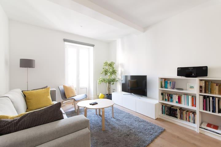 ARRASATE 35 APARTMENT - FULL EQUIP. (ESS00672) - Donostia - Appartement