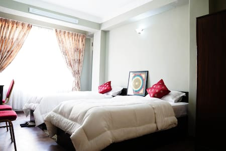 Private apartment at the heart of Kathmandu.