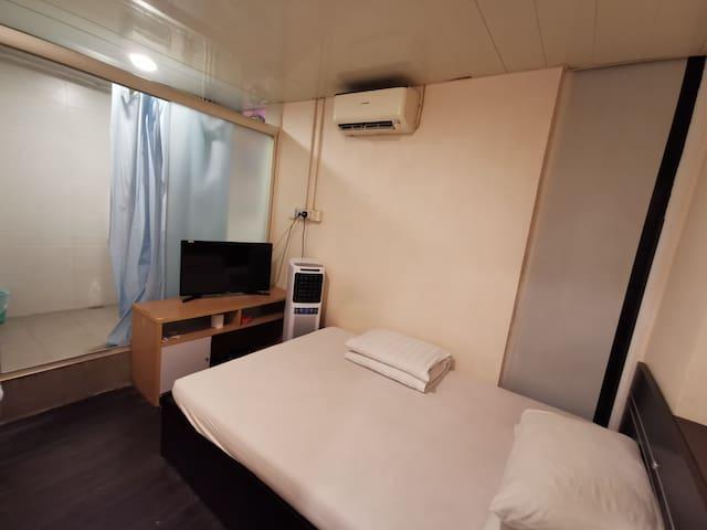 東方酒店旺角上海街家庭旅館