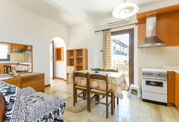 Halkidiki Polichrono by the sea 2 - Πολύχρονο - Appartement