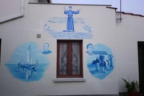 Gîte de Emerenciana à Murtosa au coeur du Portugal