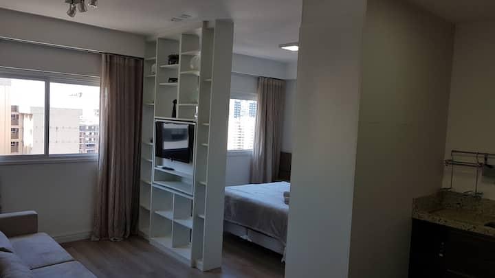 Studio 1809A Lindo Batel/Curitiba/Centro
