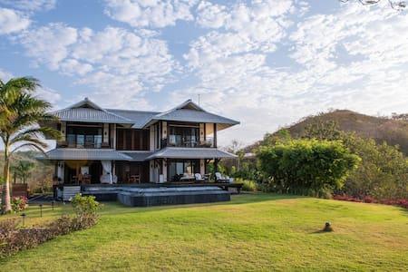 Paradise-Bird Room / Denter-Tumas - Residence