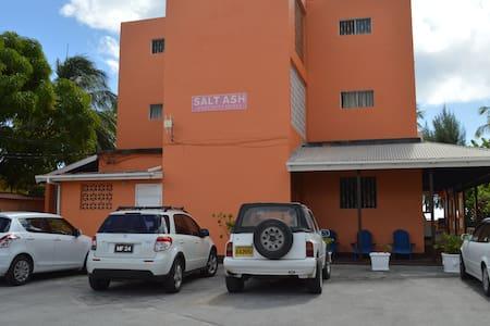 Salt Ash Hotel- Room 1 (Ground floor room) - Oistins