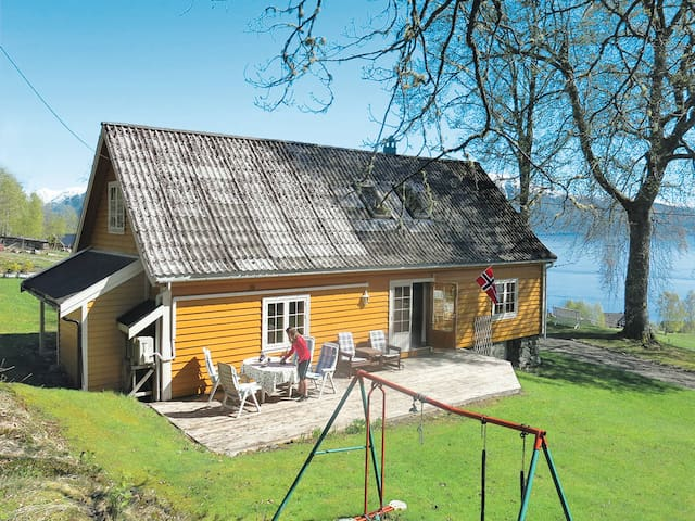 Holiday home with terrace in Balestrand