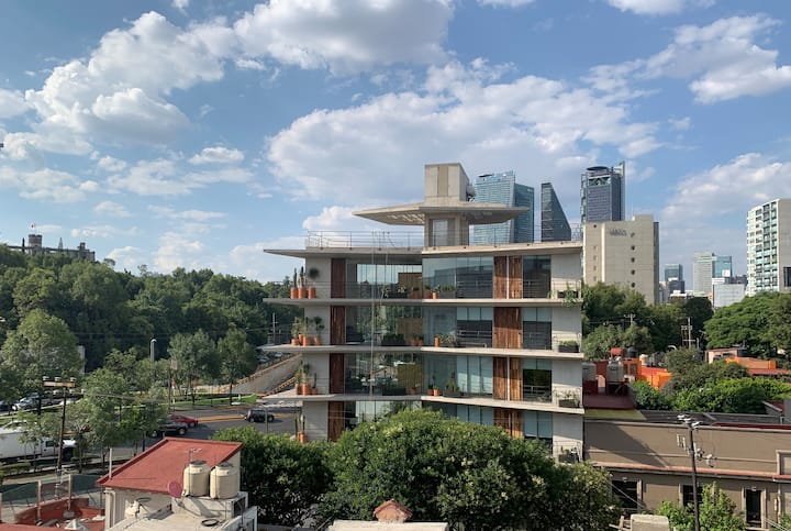 A1 Exceptional Apartment to truly enjoy MexicoCity