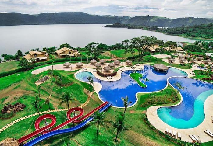 Tayayá Aqua Resort - Apartamento Luxo