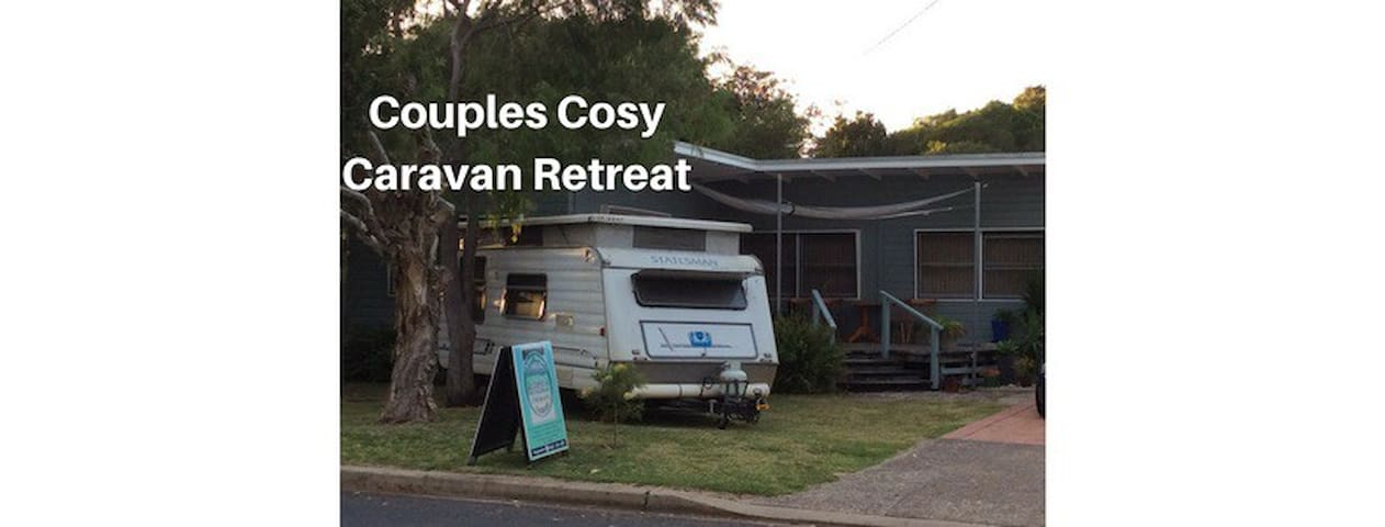 Cosy Couples Caravan Retreat
