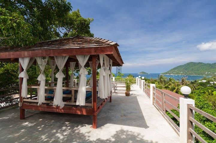 Coral House - Ko Tao - Casa