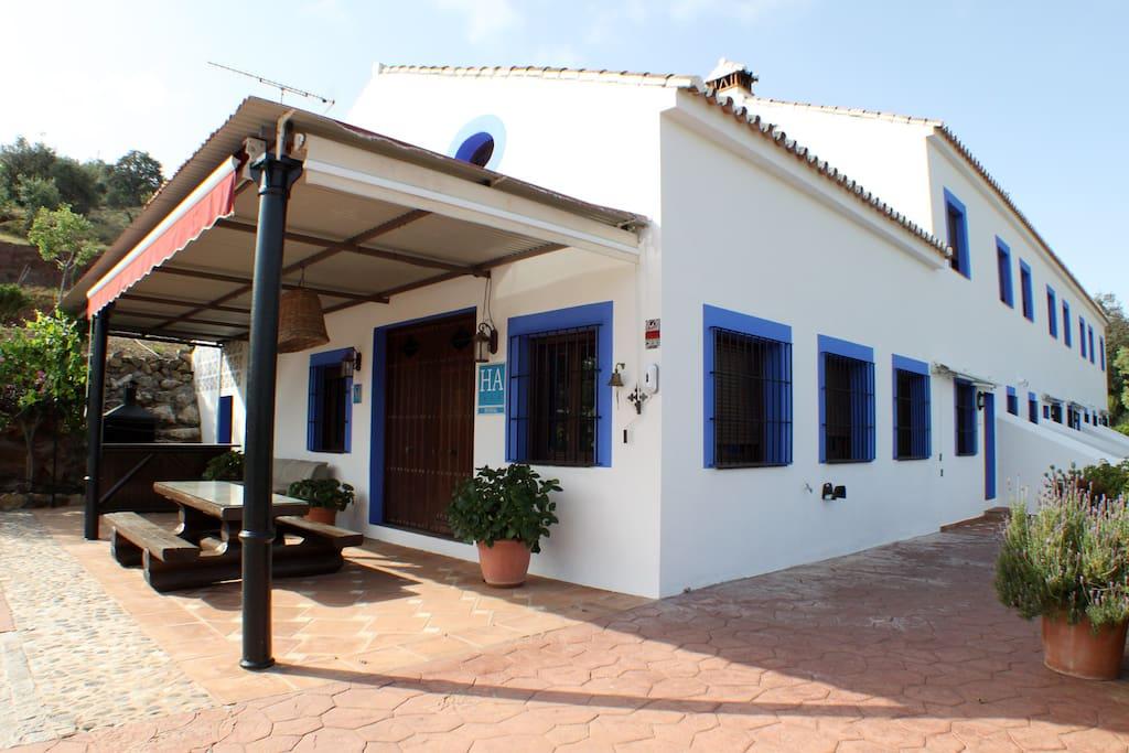 Casas rurales la molineta 2 dormitorios n 5 h user zur miete in guaro andalusien spanien - Casa rural guaro ...