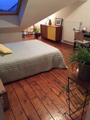 """Des vies d'objets"" - Reims - Apartamento"