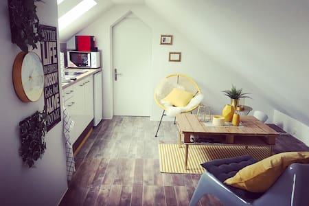 Studio au centre de Bienne très bien placé