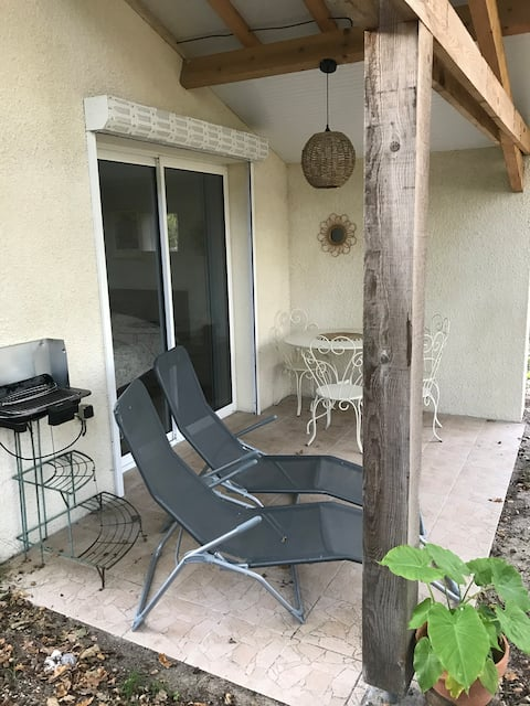 Appartement indépendant presqu'île du Cap Ferret