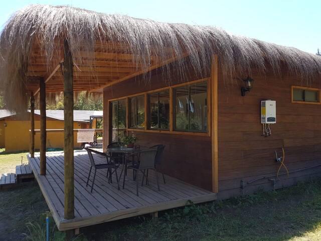 Cabaña Lago Rapel