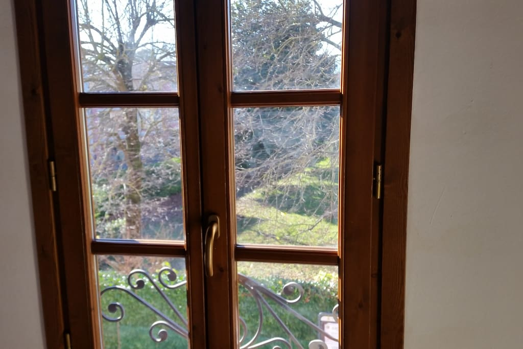 finestra camera