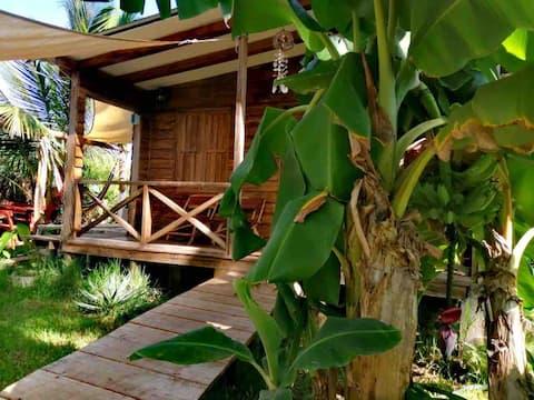 Majague Lodge (Cabin for 4 )