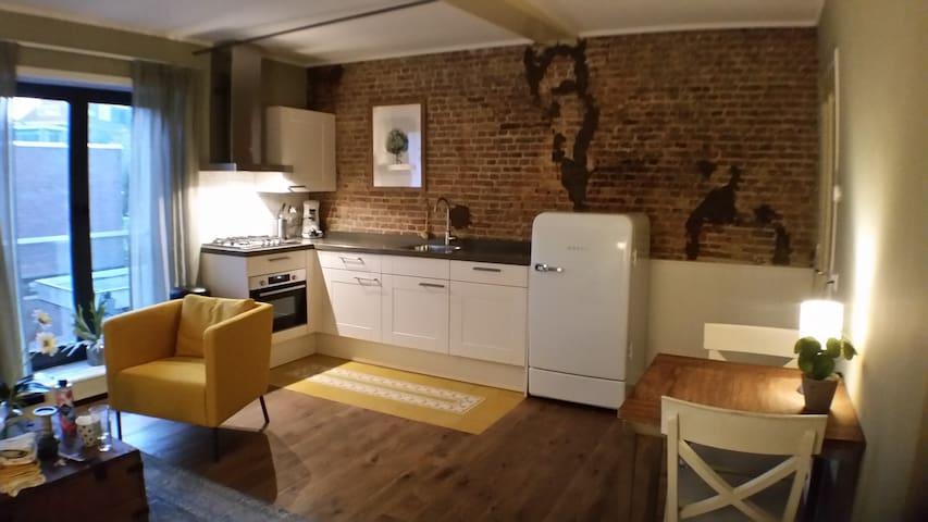 "Nieuw appartement in rijksmonument ""STANDVASTIGH"""