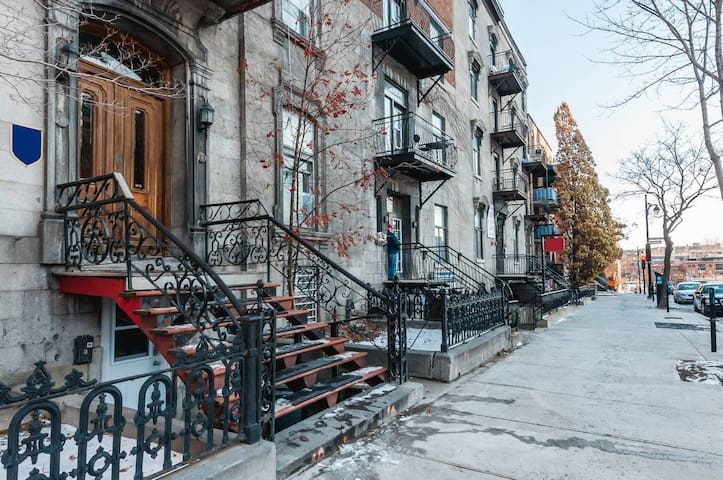 Le Berri : BEST Location Quartier Latin + Walk to Old Montreal
