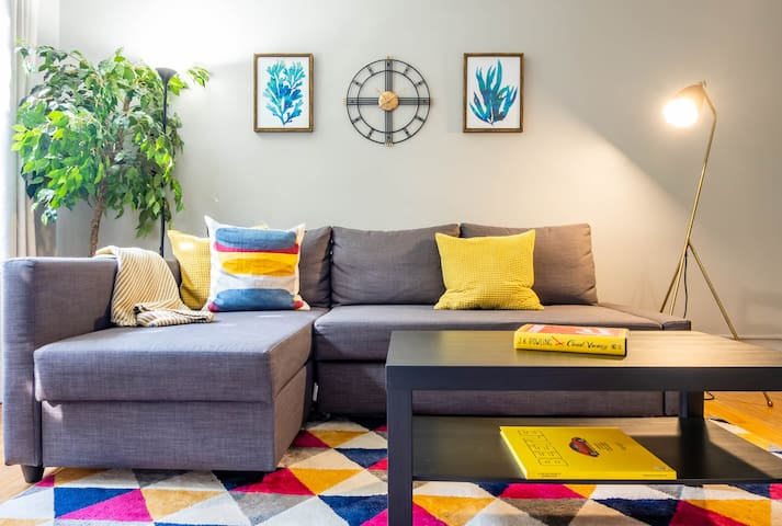⭐ Cozy Apartment ⭐ Near Downtown Kitchener