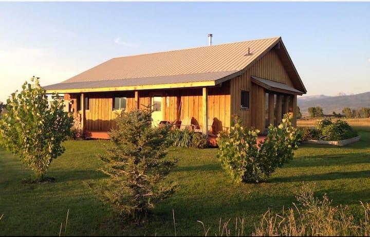 Modern Cabin near Targhee, JHMR and Teton Pass