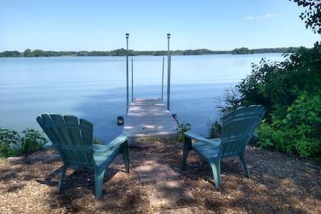 NEW LISTING! McMallard Vacation Lakefront Home
