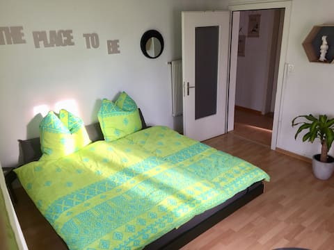Appartement confortable au cœur de la Suisse