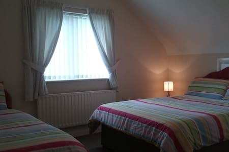 Beautiful Coastal B&B House - Bundoran
