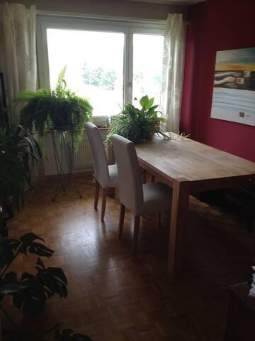 12 qm Room in Küsnacht - Küsnacht - Apartemen