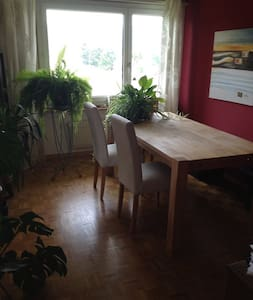 12 qm Room in Küsnacht - Küsnacht - Appartement