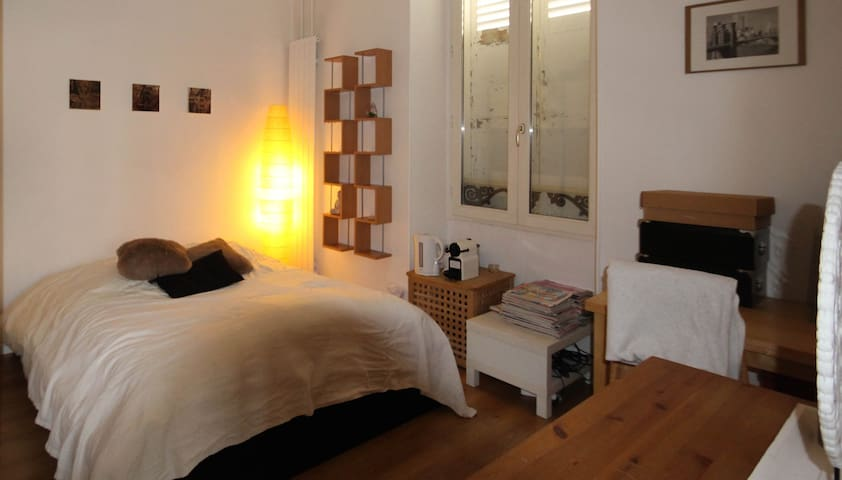 A nice zen room in the center of the town - Melun - Wohnung