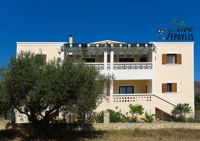 Olive Epavlis - Karpathos - Villa