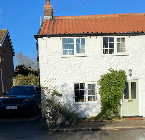 Cosy dog friendly cottage