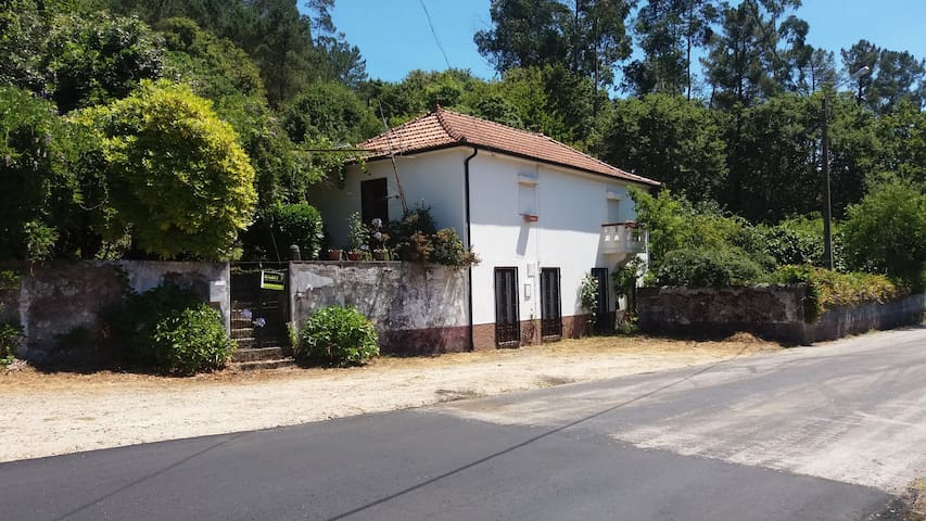 Casa da Tia Marcília - Infesta