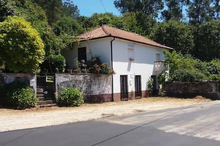 Casa da Tia Marcília - Infesta - Huis