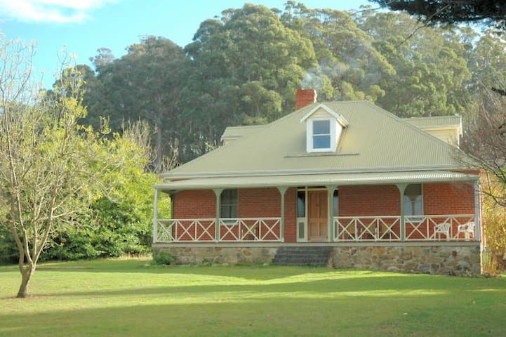 Hartzview Vineyard Homestead - Gardners Bay - Casa