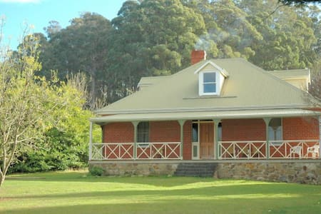 Hartzview Vineyard Homestead - Gardners Bay - Haus