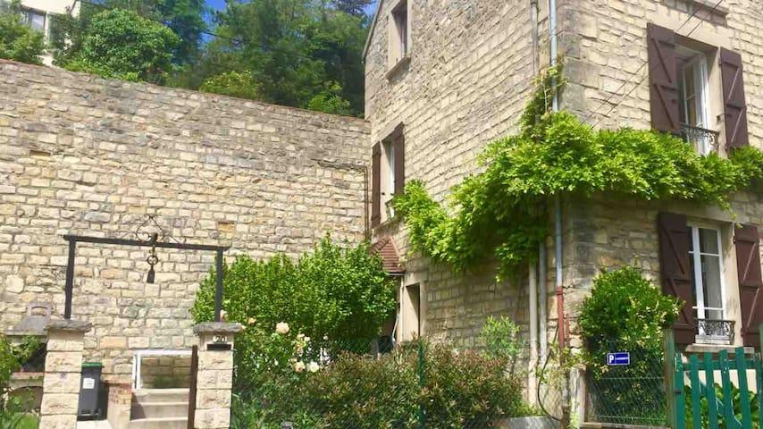 Gîte La Maisonnette à Auvers-sur-Oise