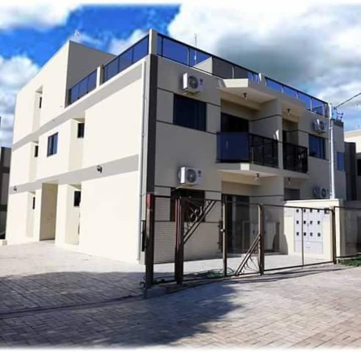 Lindo flat para até 04 pessoas - centro de Bonito