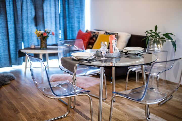 Silvie apartments - zlatý